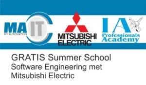 Summer School 2021 met Mitsubishi Electric